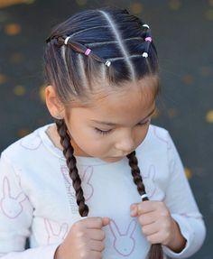 22 ideas hairstyles for school kids hairdos Kids Hairstyles Hairdos Hairstyles Ideas Kids School New Braided Hairstyles, Baby Girl Hairstyles, Hairstyles For School, Trendy Hairstyles, Toddler Hairstyles, Cute Hairstyles For Toddlers, Easy Little Girl Hairstyles, Kids Hairstyle, Long Haircuts