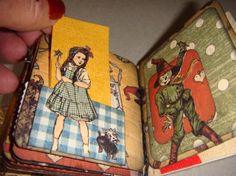 Magic of Oz mini album by Andrea Teixeira Handmade Books, Handmade Crafts, Diy Crafts, Scrapbook Journal, Scrapbook Pages, Magic Of Oz, Mini Scrapbooks, Judy Garland, Graphic 45