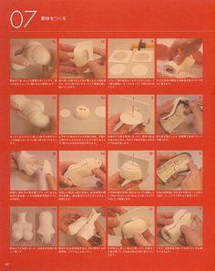 UNOA BJD | Arte cotidiana de Kathy O'Connell Diy Doll Miniatures, Miniature Dolls, Polymer Clay Dolls, Polymer Clay Projects, Diy Doll Stand, Art Doll Tutorial, Doll Making Tutorials, Realistic Dolls, Doll Repaint