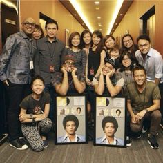 March 25, Singapore  Bruno received platinum certifications