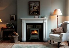 STOVE-BAR-BLACK-8KW_945x665px.jpg THE Chesney BEAUMONT 8KW - MULTI FUEL STOVE