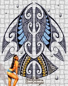 Check which tattoo suits you best. Polynesian Designs, Polynesian Art, Sexy Tattoos, Tribal Tattoos, Cross Tattoos, Shadow Light Box, Maori Tattoo Designs, Tattoo Maori, Maori Patterns
