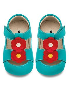 Infant Girls Activity Casual Shoes First Walkers Coral Printed Flexible Soles UK