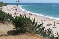 Playa de Zahora en Zahora, Andalucía