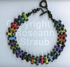 Roseann Straub's Oriental Flair (Beads)