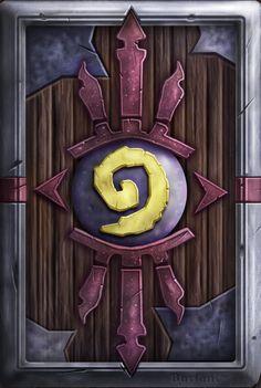 dos de carte hearthstone eye