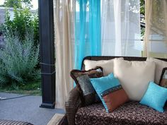 Luxury Outdoor Spaces For Less