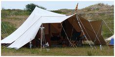 De Waard Tenten - De Waard Zelte: Die wahrscheinlich besten Zelte auf dem Weltmarkt. Besser kann ein Zelt kaum sein. Doof nur, dass man für die etwas größeren Exemplare einen Anhänger braucht.  >http://www.dewaardtenten.nl/index.php/tenten