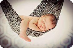 Newborn Photo Prop Baby Hammock on Etsy, $40.00