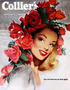 1947 Collier's - Jon Whitcomb