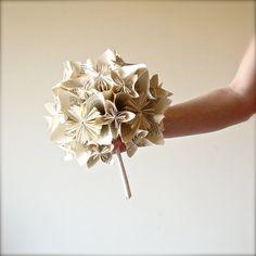 Ramos de novia sin flores
