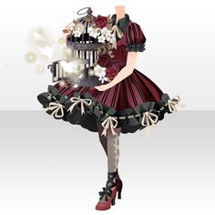Drawing Anime Clothes, Dress Drawing, Anime Outfits, Cool Outfits, Fashion Games For Girls, Circus Outfits, Anime Dress, Cocoppa Play, Star Girl