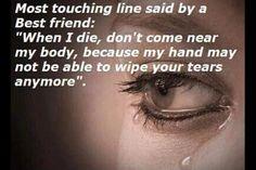 Best Friend Quote So Sad U0026 So True