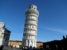 Yeah I definitely want to do the cliche leaning tower picture!!