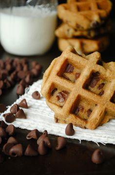 chocolate chip waffles :]