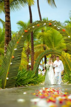 Destination Wedding: Punta Cana - Riu Palace Punta Cana