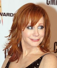 Dare to Go Red: Photos of Gorgeous Red Hair Color: Gorgeous Redheads: Reba McIntyre