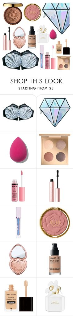 """3 days in Bavaria"" by elizcoco ❤ liked on Polyvore featuring beauty, Unicorn Lashes, Charlotte Russe, Too Faced Cosmetics, Lime Crime, Physicians Formula, Milani, MAKE UP FOR EVER and Marc Jacobs"