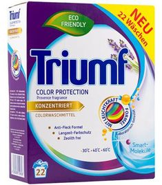 TRIUMF 1,6kg Color Proszek do prania