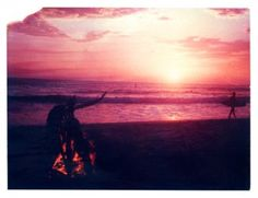 beaches + sunsets = summer!
