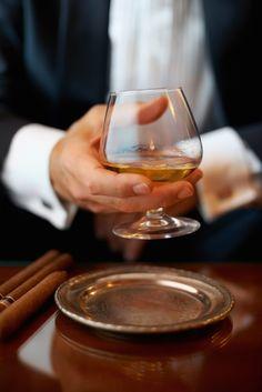 French cuffs, drink brandy, and smoke good cigars |FANCY (man)