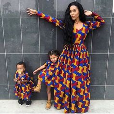 Sunday with Fam!! #ankaracatalogue #ankaraswag #buyafrica #africanfabrics #africanprint #ankarafreak #ankaraswag