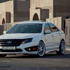 ford fusion 2013 ford fusion repin and like - 2010 Ford Fusion Custom Rims