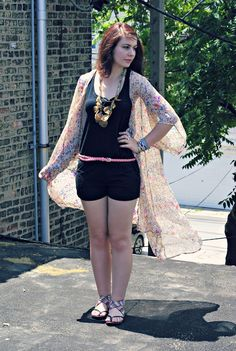 Stranger Than Vintage: What I Wore: The Call Me Maybe Edition