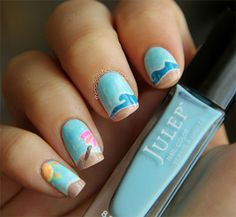 30-Inspiring-Beach-Nail-Art-Designs-Ideas-Trends-Stickers-2014-20