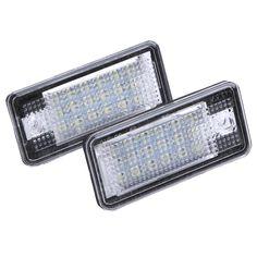 $9.80 (Buy here: https://alitems.com/g/1e8d114494ebda23ff8b16525dc3e8/?i=5&ulp=https%3A%2F%2Fwww.aliexpress.com%2Fitem%2F2PCS-13-5V-18-LED-Car-LED-License-Number-Plate-Light-Lamp-Error-Free-OBD-Lighting%2F32749946193.html ) 2PCS 13.5V 18 LED Car LED License Number Plate Light Lamp Error Free OBD Lighting for Audi A3 A4 A6 A8 B6 B7 S3 Q7 RS4 RS6 for just $9.80