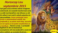 Horoscop Leu septembrie 2015