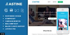 Astine - Responsive Email and Newsletter Template