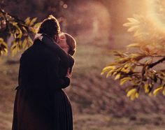 "Mia Wasikowska and Michael Fassbender in ""Jane Eyre"" (2011)"