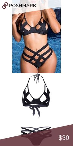 Brand new bikini set ✨ Brand new! Swim Bikinis