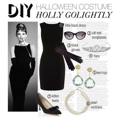 """It's a Very DIY Halloween"" by polyvore-editorial ❤ liked on Polyvore"