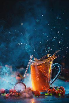 Dina Belenko – Food photography inspiration - Coffee and Books Coffee Photography, Food Photography Styling, Still Life Photography, Drink Recipe Book, Summer Berries, Coffee And Books, Coffee Coffee, Advertising Photography, Foodblogger