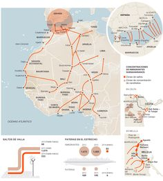 Rutas de inmigración ilegal hacia España | España | EL PAÍS