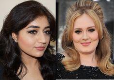 Adele Oscars 2013 Inspired Makeup Look