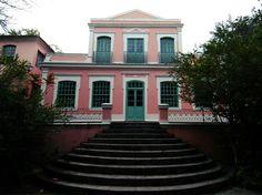 Recife, PE - Brasil Museu Gilberto Freire