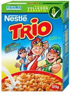 Nestle Trio's