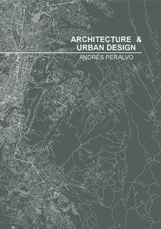 Architecture & Urban Design Portfolio - Andrés Peralvo