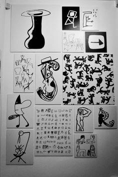 Galerie / Javier Mariscal à main levée / étapes: design & culture visuelle
