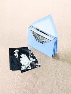 Envelope Craft: Simple Photo Album