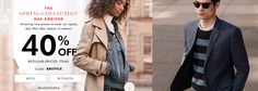 Banana Republic Canada Deals: Save 40% off Regular-Priced Items  Extra 50% off Sale! http://www.lavahotdeals.com/ca/cheap/banana-republic-canada-deals-save-40-regular-priced/167426?utm_source=pinterest&utm_medium=rss&utm_campaign=at_lavahotdeals