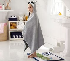 16 Best hooded poncho towels images  8516cba6a