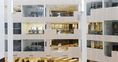 Interiørarkitekt - AS Scenario interiørarkitekter MNIL. Aker Solutions Stavanger