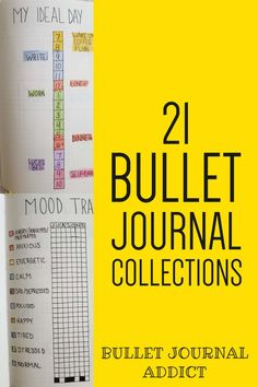 Bullet Journal Collection Ideas - Bullet Journal Page Inspiration and Ideas - Collections To Add To Your Bullet Journal Bullet Journal Index, Bullet Journal Quotes, Bullet Journal Tracker, Bullet Journal Layout, Bullet Journal Inspiration, Journal Pages, Journal Ideas, Habit Trackers, Great Books To Read