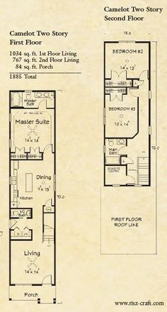 Image Result For Shotgun House Floor Plans Camelback