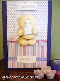 big Forever Friends card