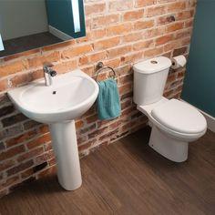 £99.95 Apulia Bathroom Suite